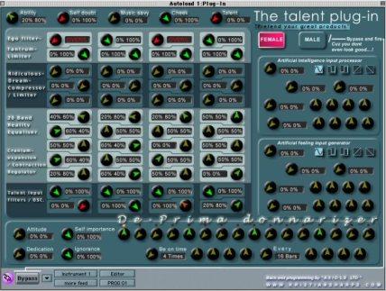 TalentPlug-in