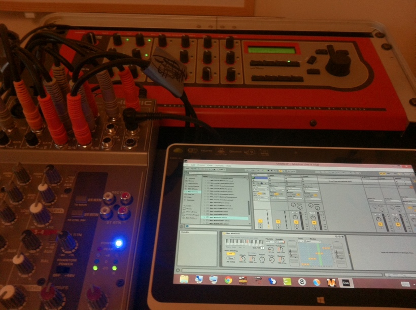 ableton tablet