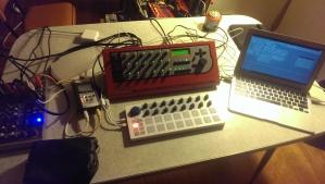 Lloyd's setup