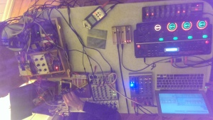 improvised noise @ Lugg St Lounge