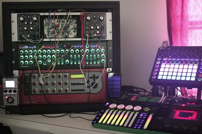 February '17 setup